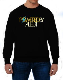 Powered By Aleut Sweatshirt