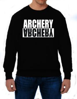 Archery Negative Sweatshirt