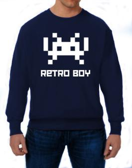 Sudaderas de Retro Boy