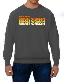 Abarne Single Woman Sweatshirt