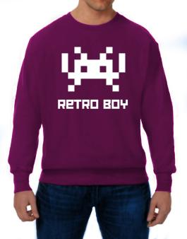 Retro Boy Sweatshirt