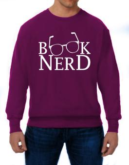Book Nerd Sweatshirt