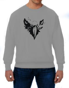 Eagle Face Sweatshirt