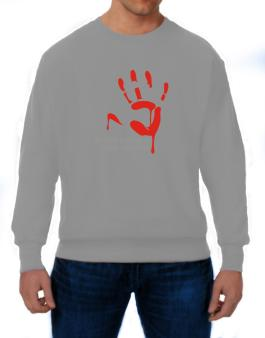 No More A Victim Of Your Cowardice Sweatshirt