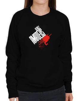 Deadly Amadeus Sweatshirt-Womens