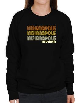 Indianapolis State Sweatshirt-Womens