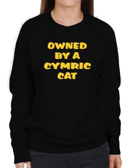 Owned By S Cymric Sweatshirt-Womens
