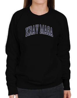 Krav Maga Athletic Dept Sweatshirt-Womens