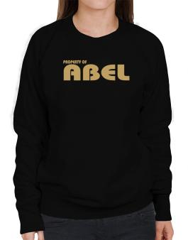 Property Of Abel Sweatshirt-Womens