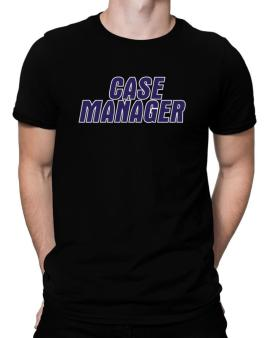 Case Manager Men T-Shirt