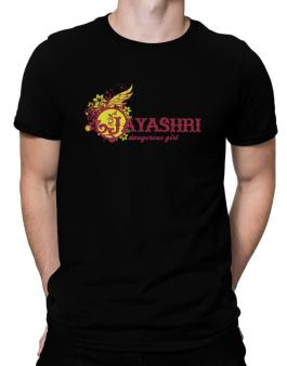 Jayashri - Dangerous Girl Men T-Shirt