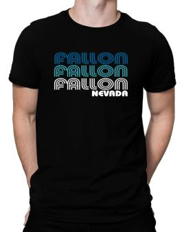 Fallon State Men T-Shirt