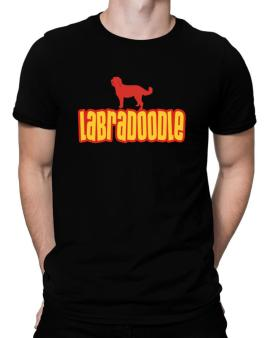 Breed Color Labradoodle Men T-Shirt