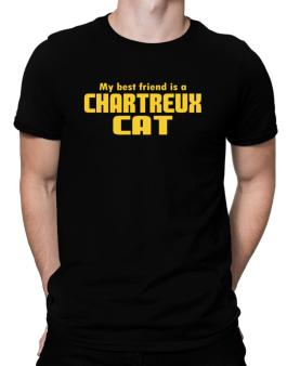 My Best Friend Is A Chartreux Men T-Shirt