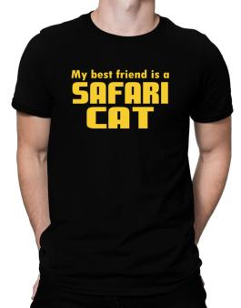My Best Friend Is A Safari Men T-Shirt