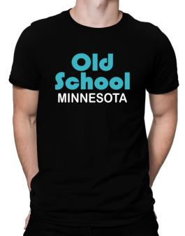 Old School Minnesota Men T-Shirt