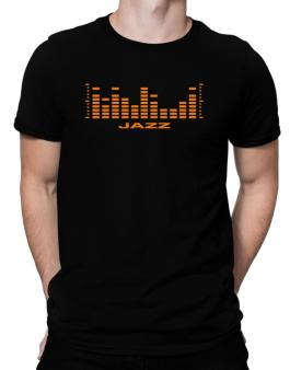 Jazz - Equalizer Men T-Shirt