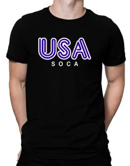 Usa Soca Men T-Shirt