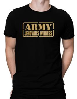 Army Jehovahs Witness Men T-Shirt