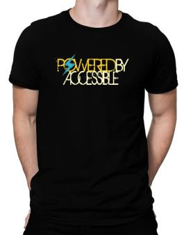 Powered By Accessible Men T-Shirt