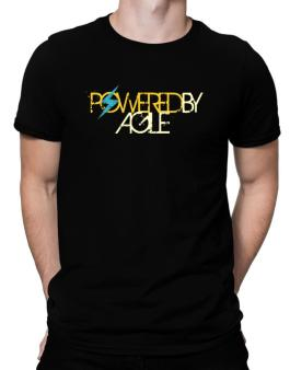 Powered By Agile Men T-Shirt