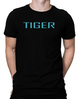 Tiger Basic / Simple Men T-Shirt