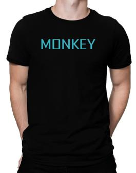 Monkey Basic / Simple Men T-Shirt