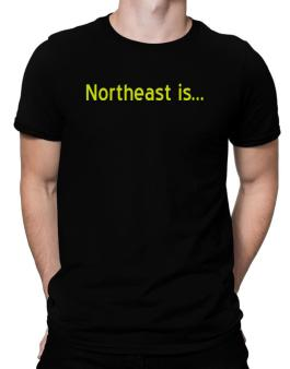 Northeast Is Men T-Shirt