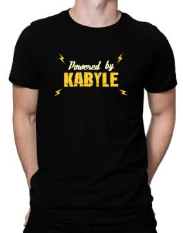 Powered By Kabyle Men T-Shirt