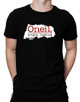 Oneil, Singe, Looking Men T-Shirt