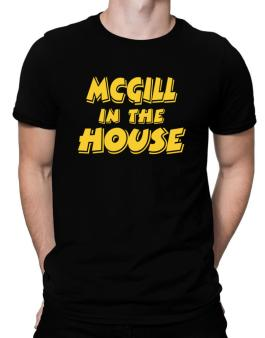 Mcgill In The House Men T-Shirt