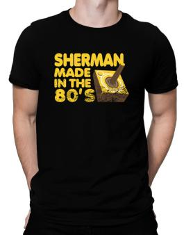 Sherman Made In The 80s Men T-Shirt