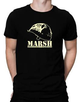 Marsh Special Forces Men T-Shirt