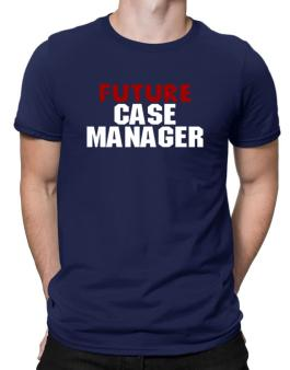 Future Case Manager Men T-Shirt