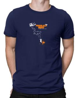 Freestyle Music It Makes Me Feel Alive ! Men T-Shirt