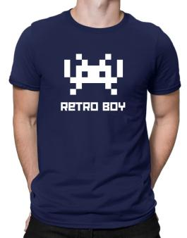 Retro Boy Men T-Shirt