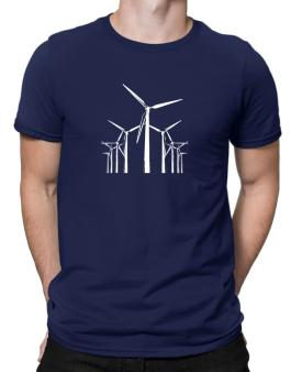 Wind Energy Men T-Shirt