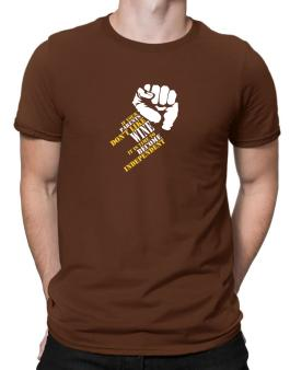 If Your Parents Dont Like Wine, Its Time To Become Independent Men T-Shirt