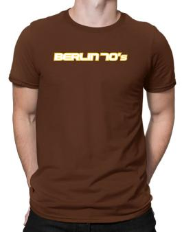 Capital 70 Retro Berlin Men T-Shirt