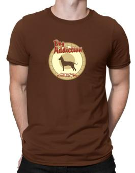 Dog Addiction : Peruvian Hairless Dog Men T-Shirt