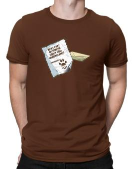 What Part Of Meow Dont You Understand? - Ragamuffin Letter Men T-Shirt