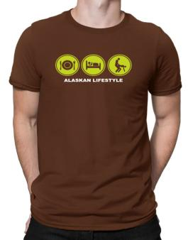 Alaskan Lifestyle Men T-Shirt