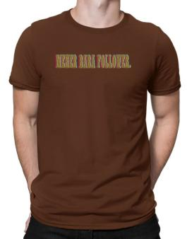 Meher Baba Follower. Men T-Shirt