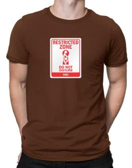 Restricted Zone - Do Not Disturb Kiki Men T-Shirt