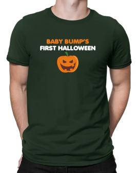 Babys First Halloween Men T-Shirt