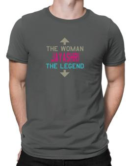 Jayashri - The Woman, The Legend Men T-Shirt