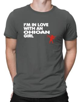 I Am In Love With An Ohioan Girl Men T-Shirt