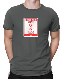 Polo de Restricted Zone - Do Not Disturb Zia
