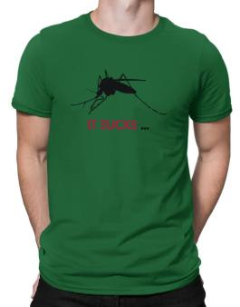 It Sucks ... - Mosquito Men T-Shirt