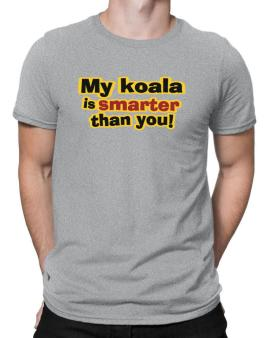 My Koala Is Smarter Than You! Men T-Shirt